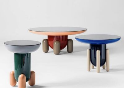 bd barcelona design jaime hayon tables