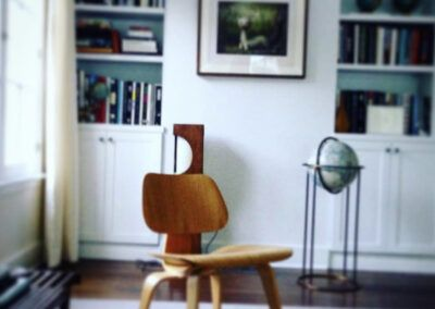 matrix charles eames chair